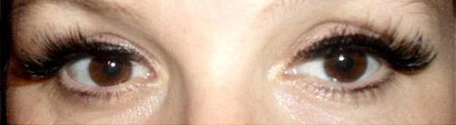 Diva N1/6 oči trepavice magnetne