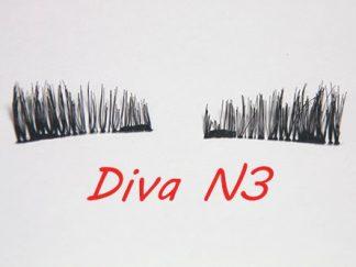 diva N3 par vestacke trepavice