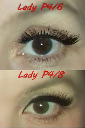 P4/6 i 8 uporedno